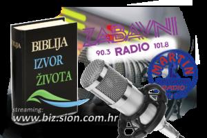 Biblija izvor života - radio emisije - logo